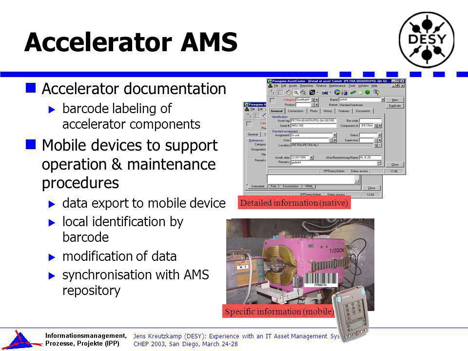 Accelerator AMS Accelerator documentation