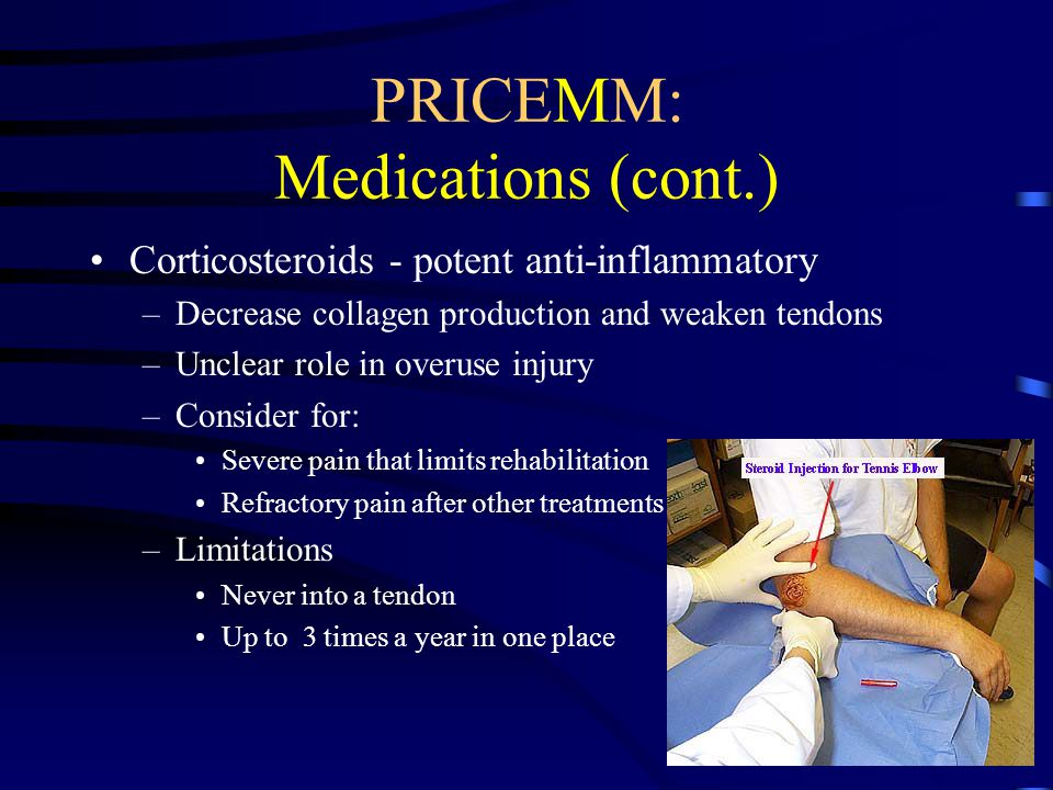PRICEMM: Medications (cont.)