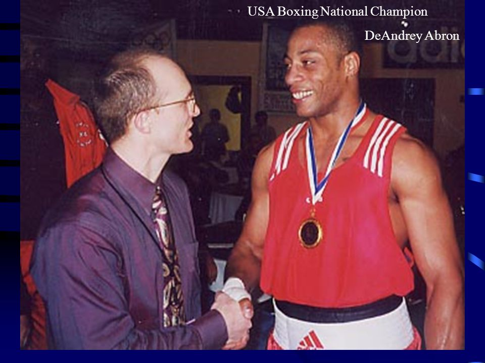 USA Boxing National Champion