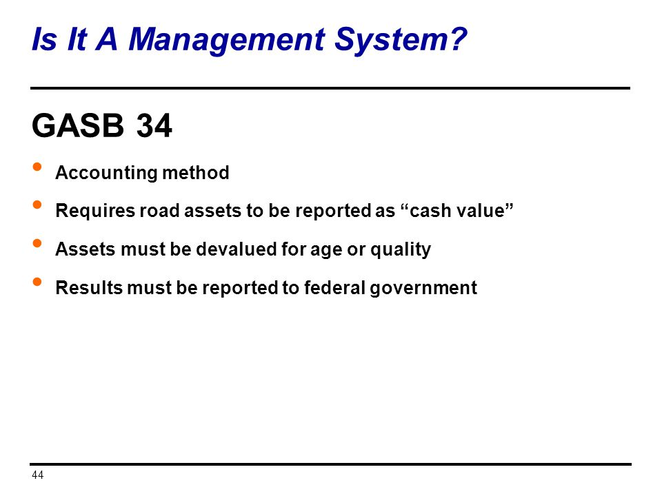 Is It A Management System