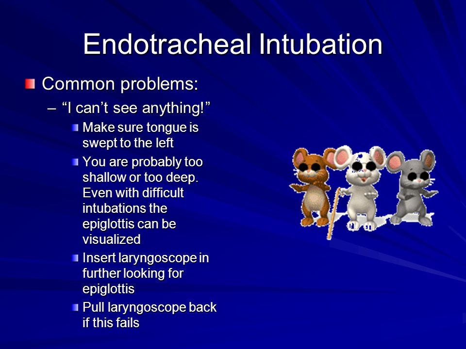endotracheal intubation video - photo #46