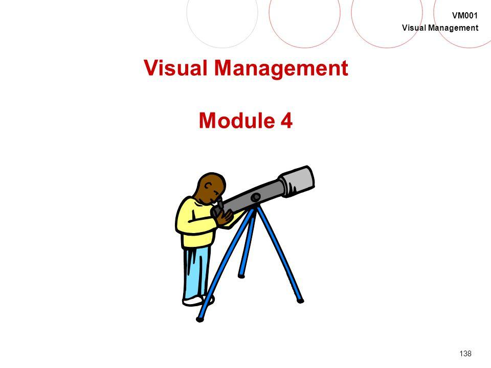 Visual Management Module 4