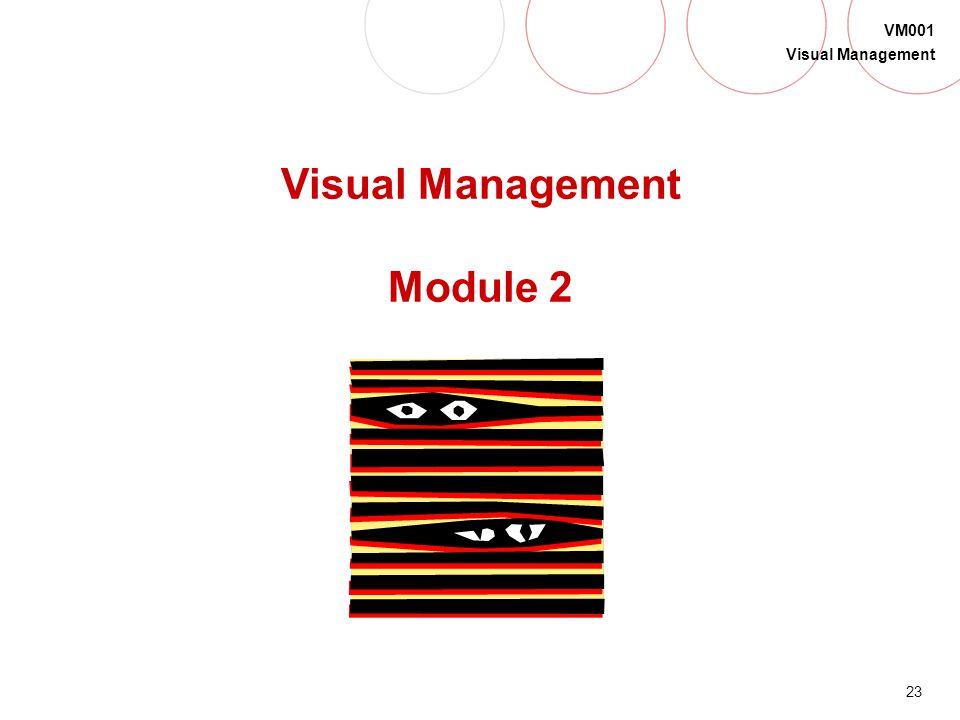 Visual Management Module 2
