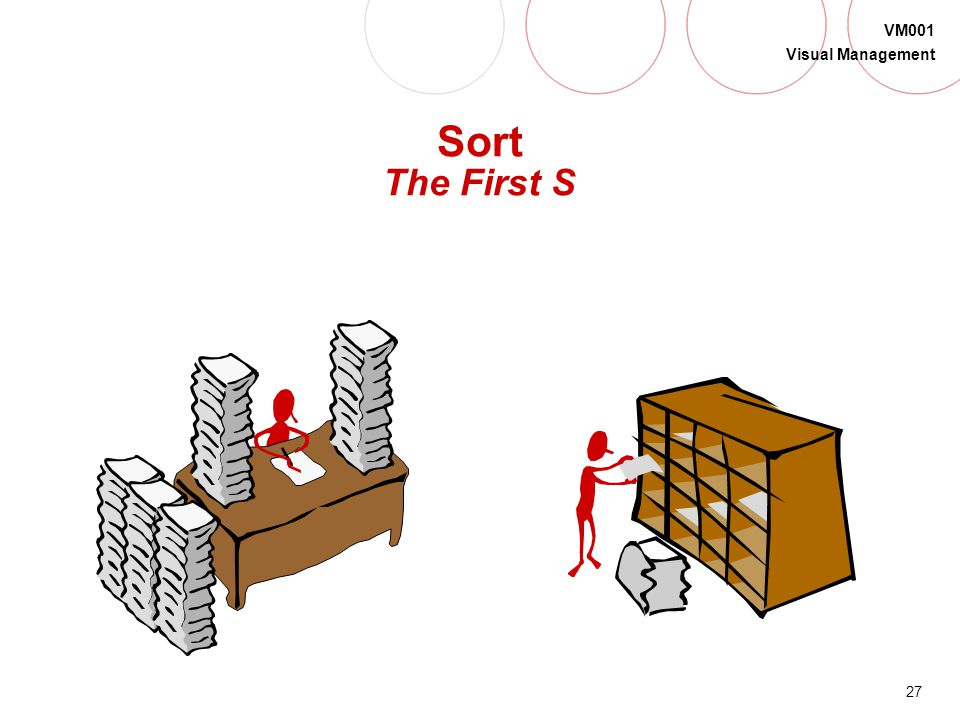 Sort The First S