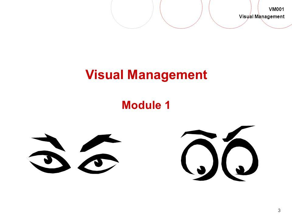 Visual Management Module 1