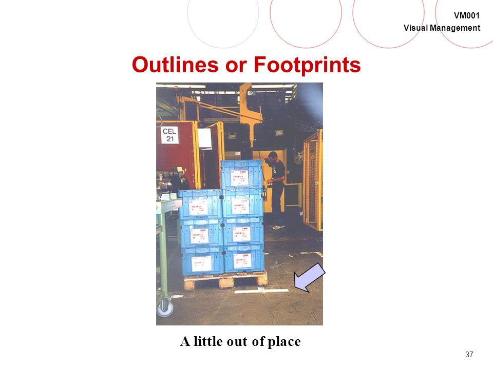 Outlines or Footprints