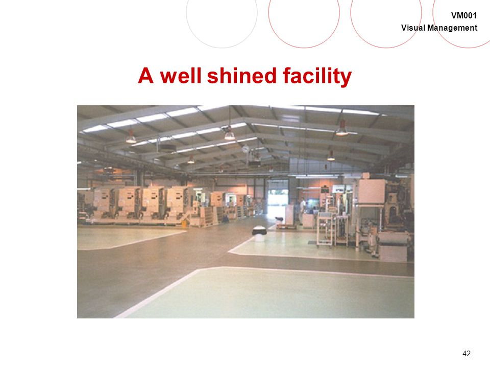 A well shined facility Here is a very clean ArvinMeritor facility that is located in Spain.