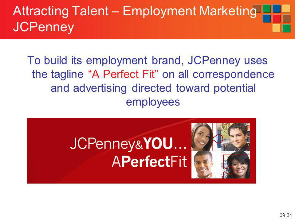 Attracting Talent – Employment Marketing JCPenney