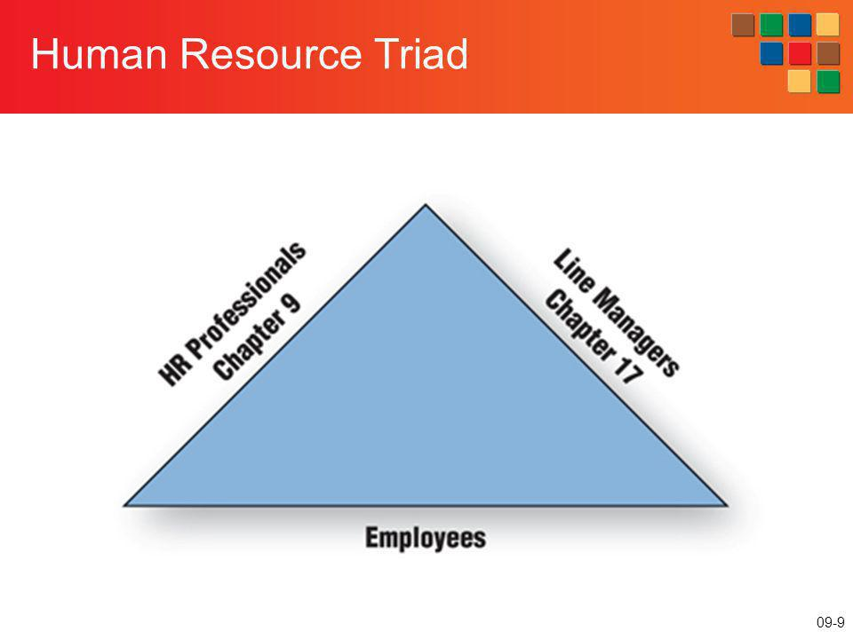 Human Resource Triad