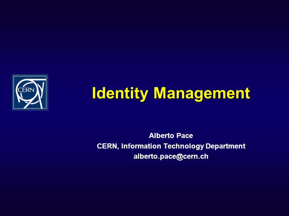 CERN, Information Technology Department