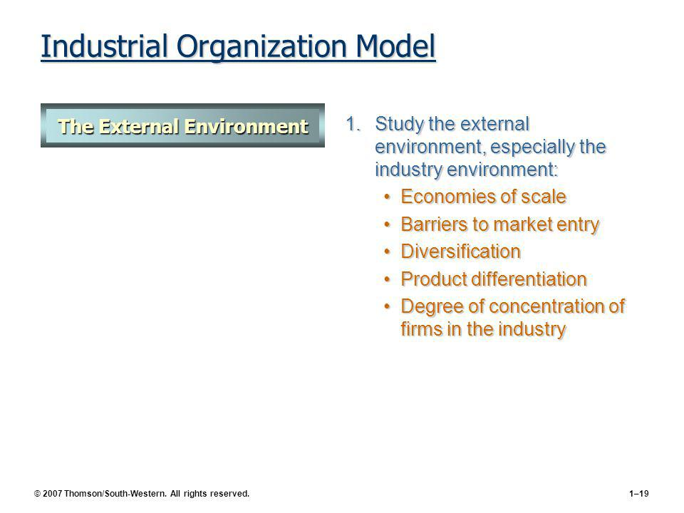 industrial organization and management pdf download