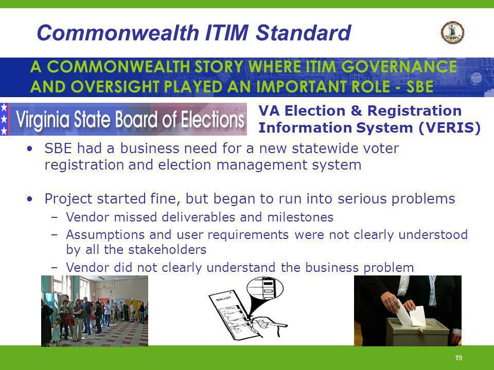 VA Election & Registration Information System (VERIS)