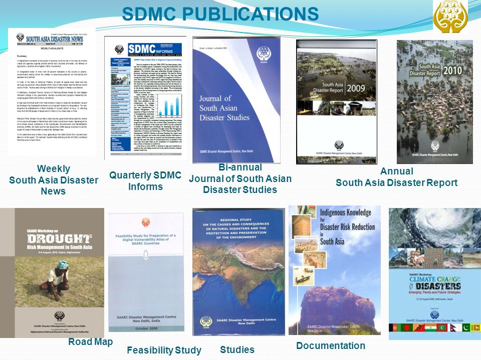 SDMC PUBLICATIONS Bi-annual Weekly Annual Journal of South Asian