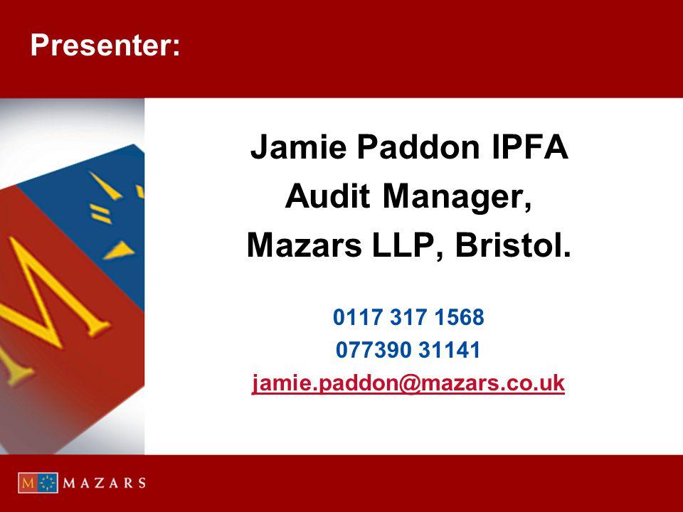 Risk Management Workshop - University of Exeter