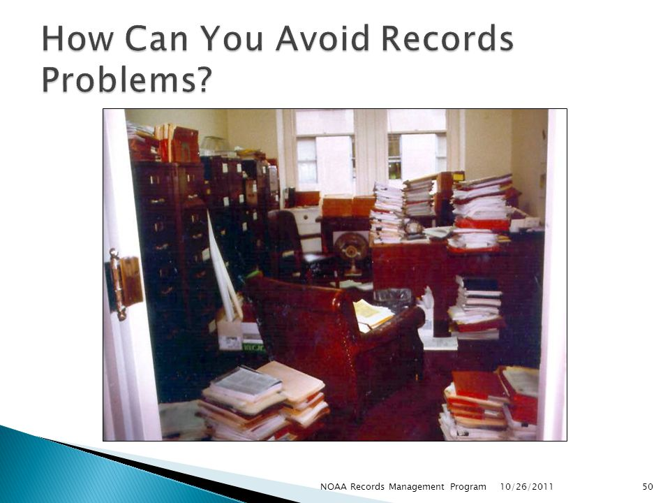 How Can You Avoid Records Problems