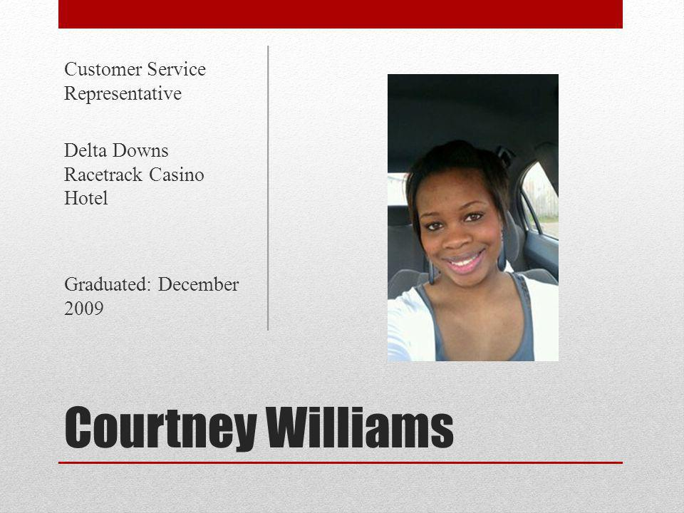 Courtney Williams Customer Service Representative