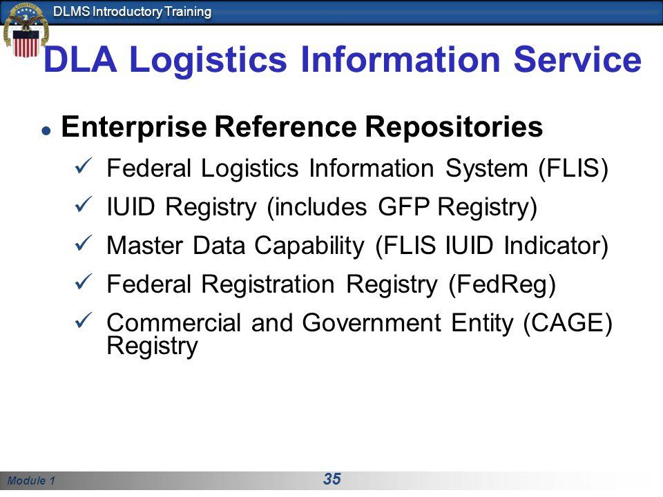 DLA Logistics Information Service