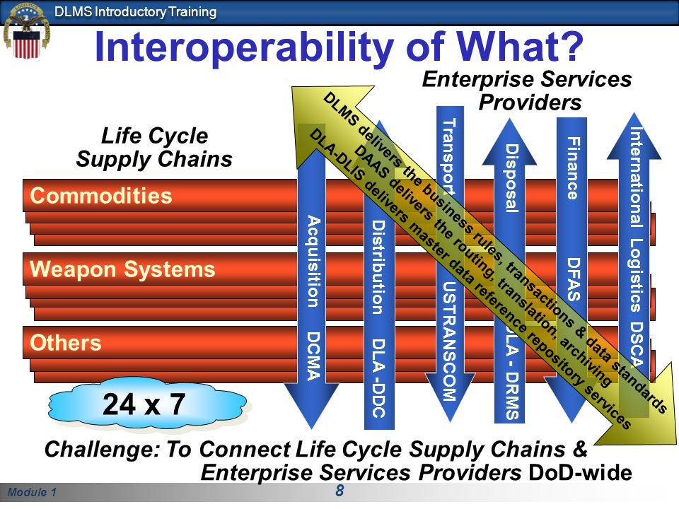 Interoperability of What