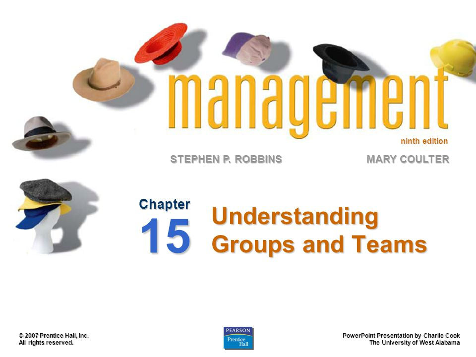 Understanding Groups and Teams