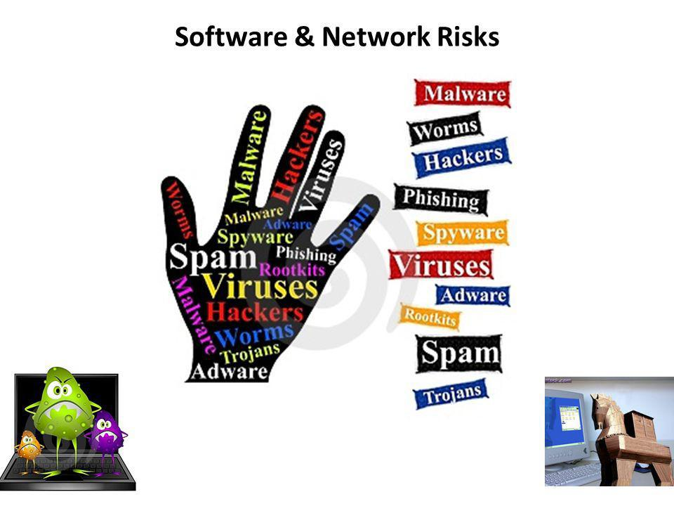 Software & Network Risks