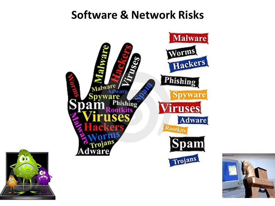 Software & Network Risks