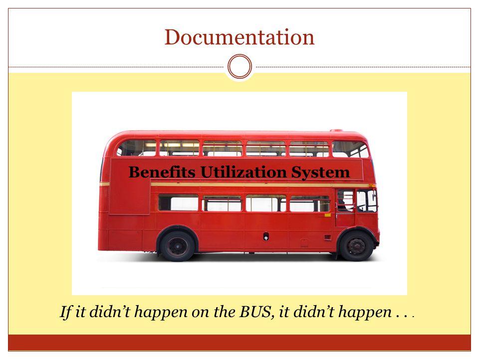 Benefits Utilization System