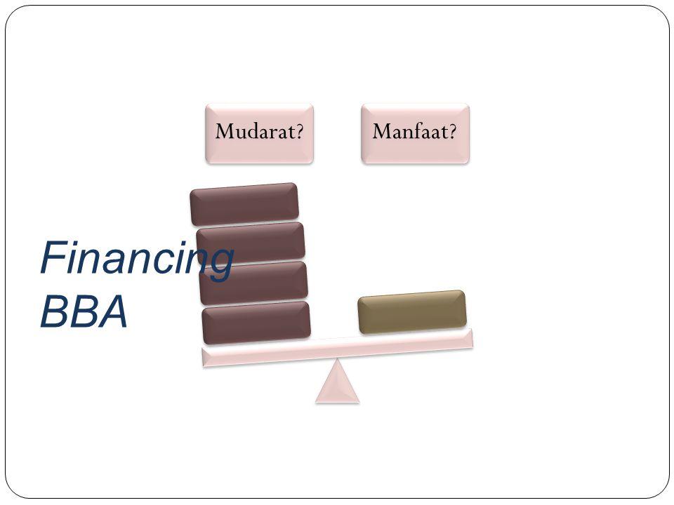 Mudarat Manfaat Financing BBA