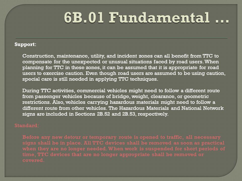 6B.01 Fundamental …
