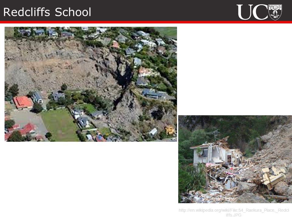 Redcliffs School http://en.wikipedia.org/wiki/File:54_Raekura_Place,_Redcliffs.JPG