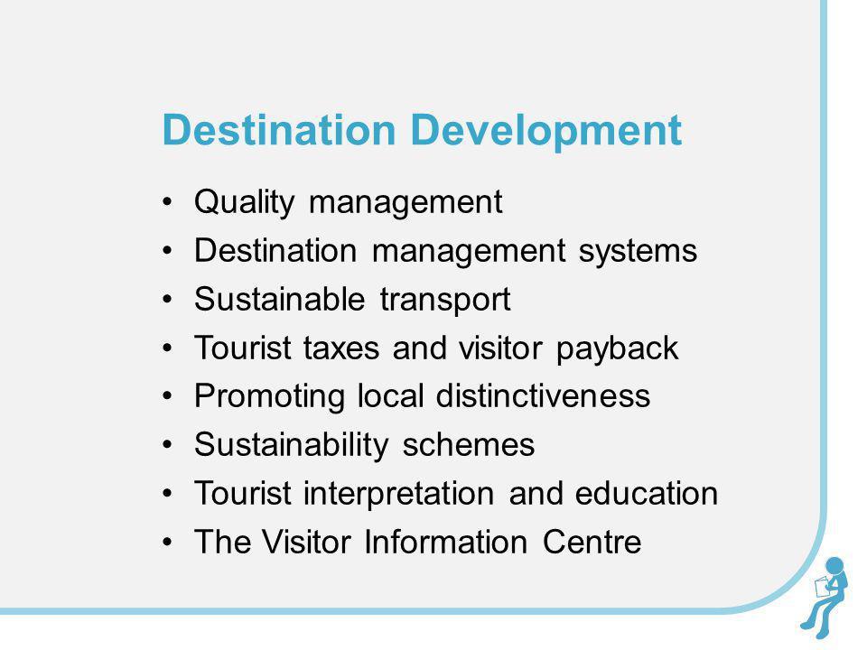Destination Development