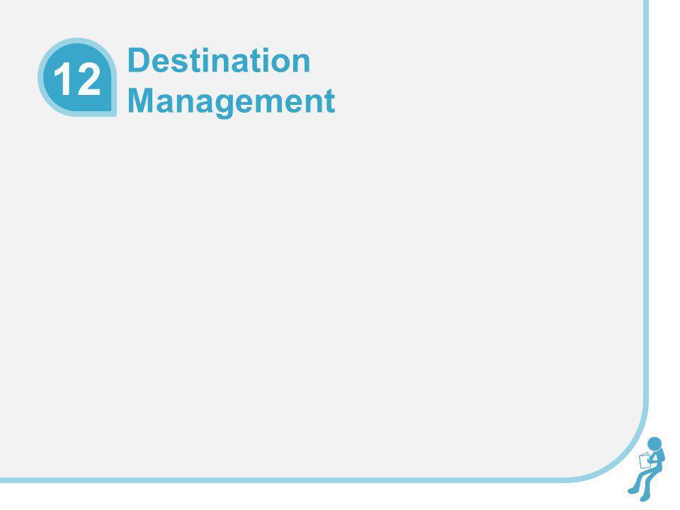 12 Destination Management