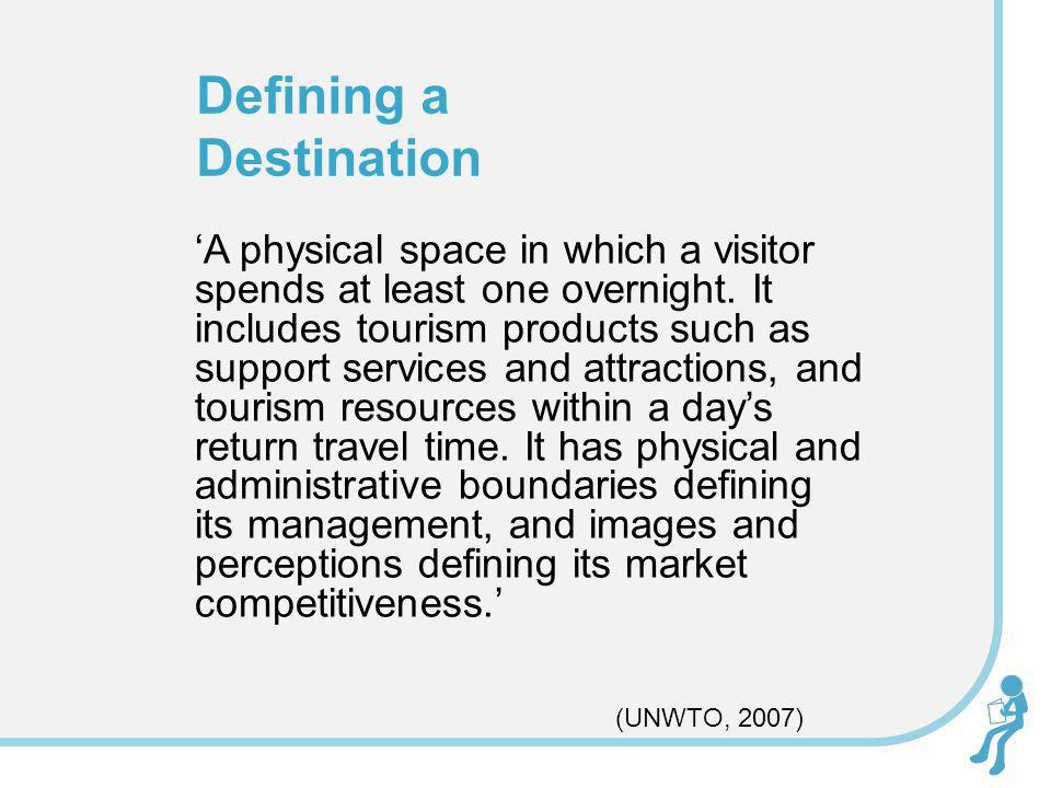 Defining a Destination