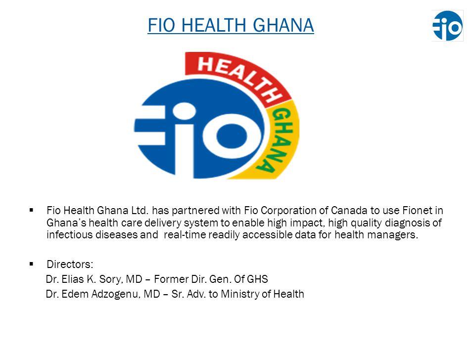 FIO HEALTH GHANA