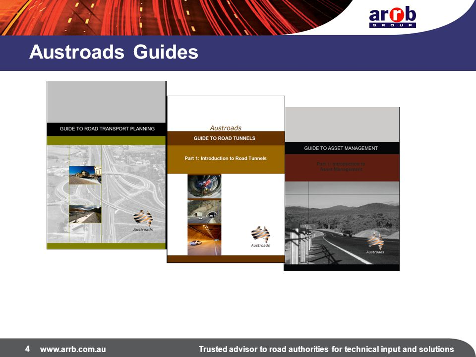 Austroads Guides