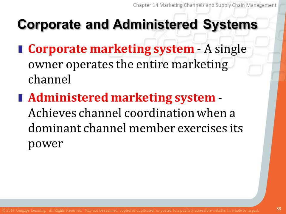 Corporate and Administered Systems
