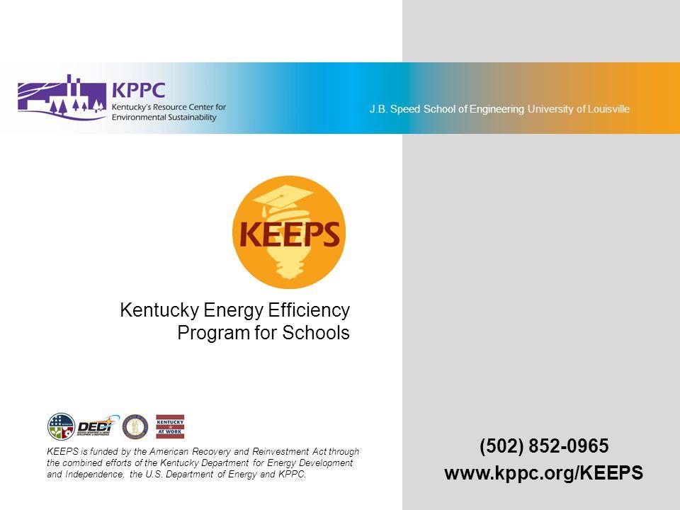 Kentucky Energy Efficiency Program for Schools