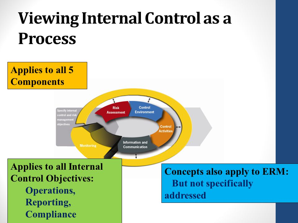 Viewing Internal Control as a Process