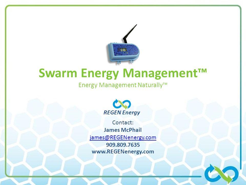 Swarm Energy Management™