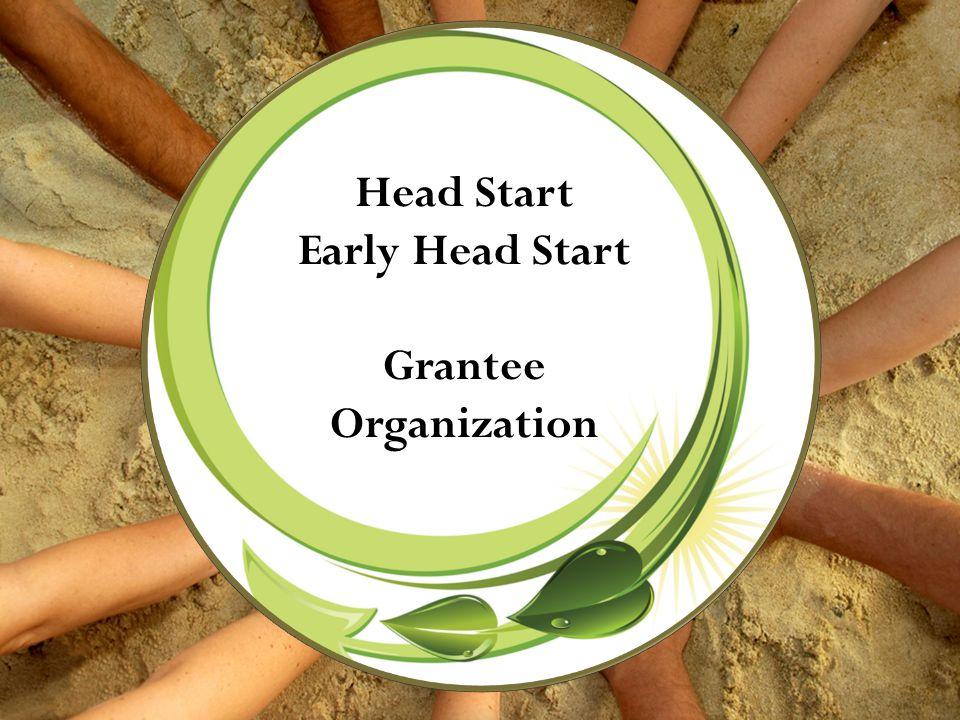 Head Start Early Head Start Grantee Organization