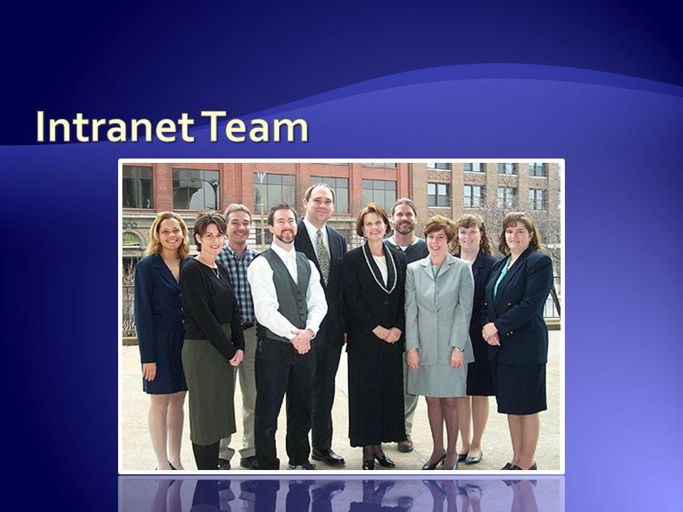 Intranet Team