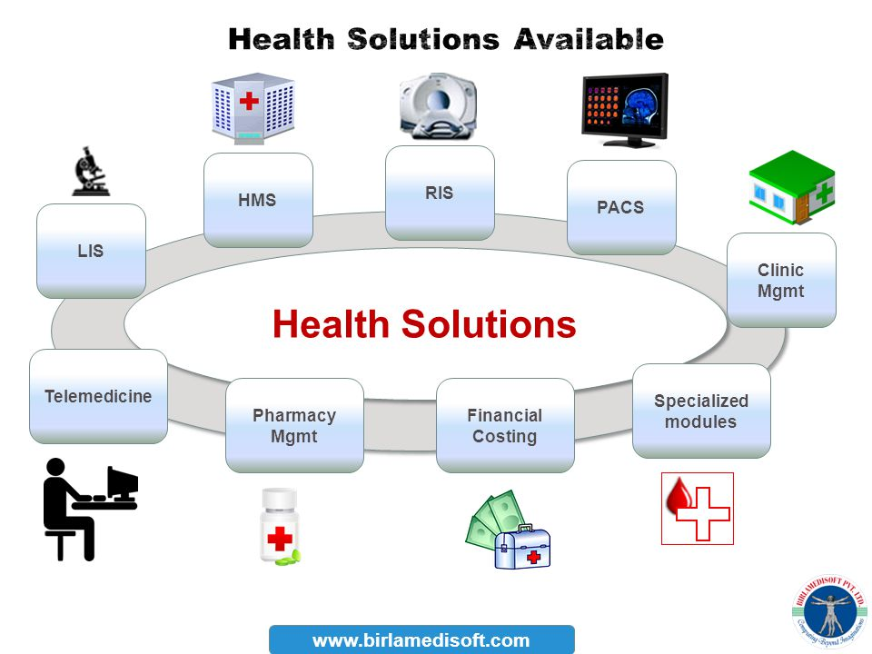 Health Solutions Available