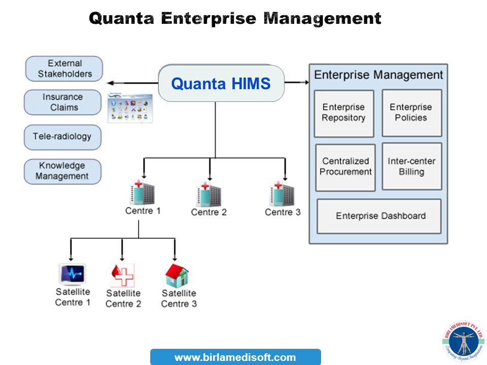 Quanta Enterprise Management