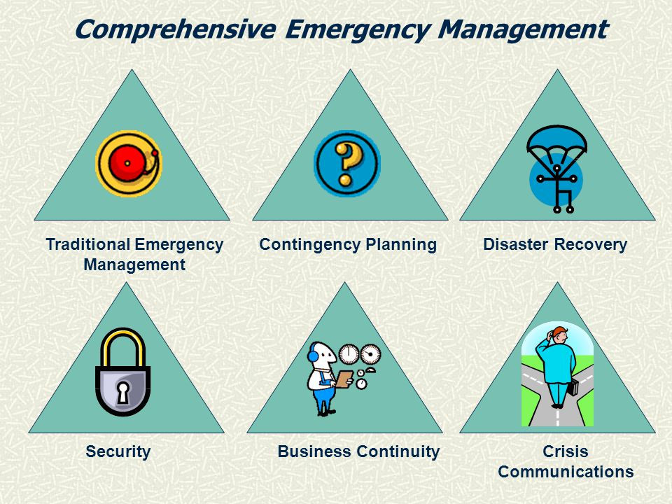 Comprehensive Emergency Management