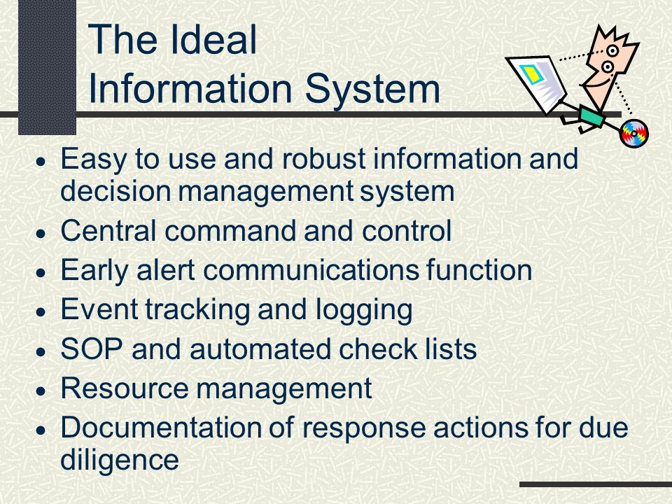 The Ideal Information System