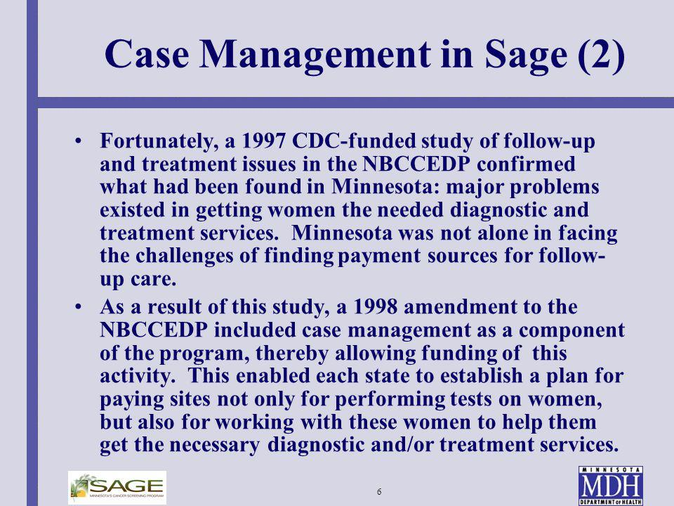 Case Management in Sage (2)