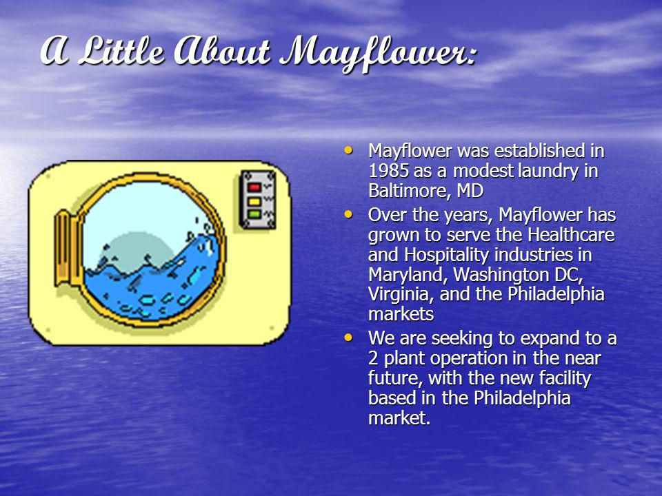 A Little About Mayflower: