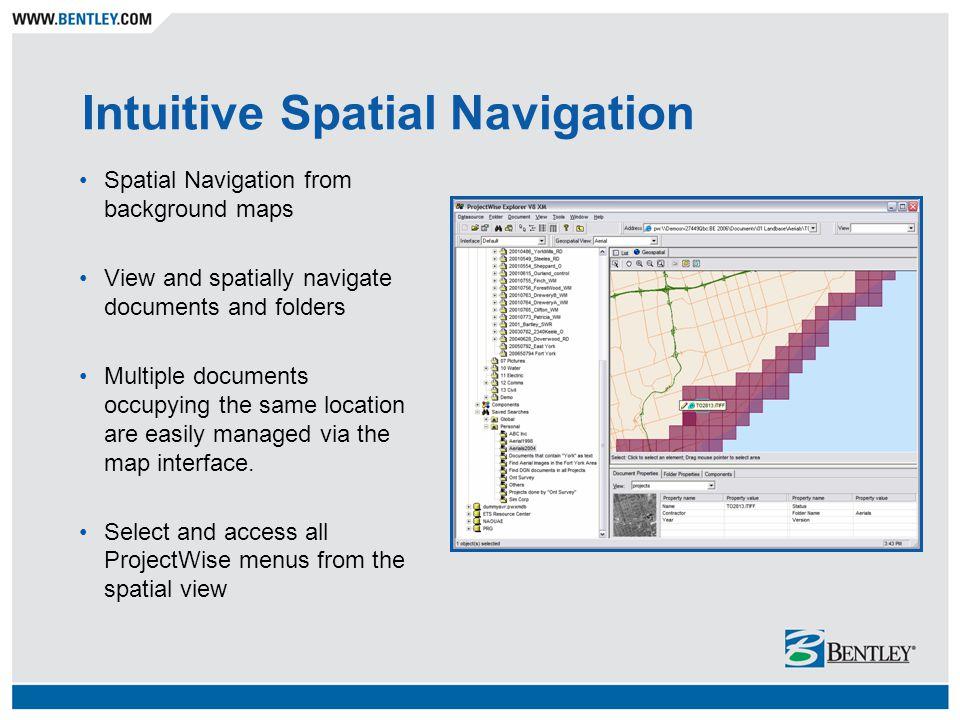 Intuitive Spatial Navigation