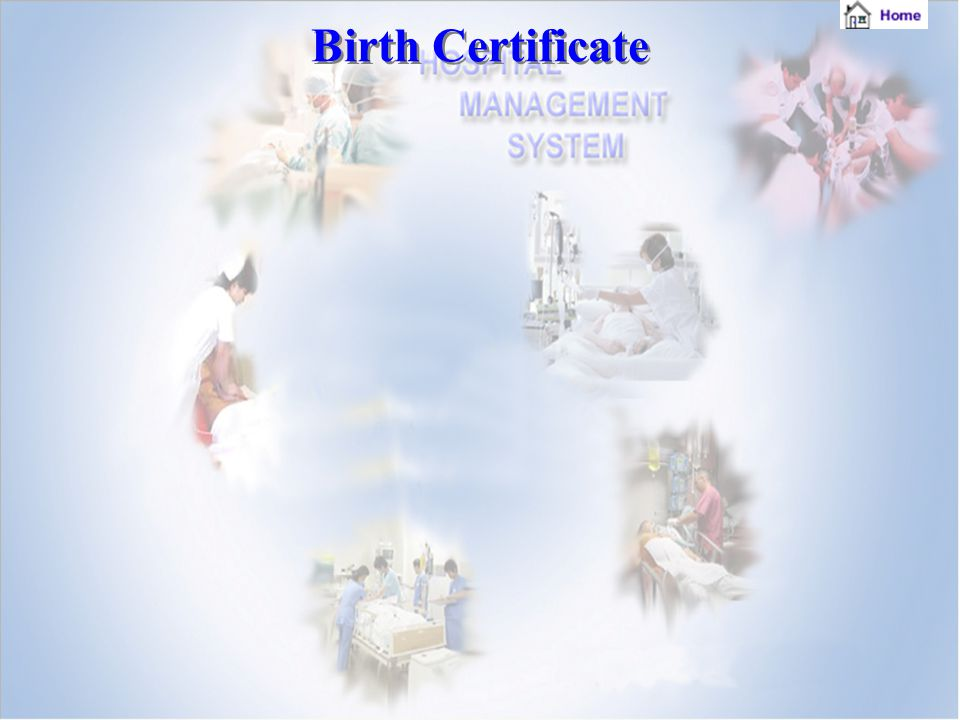 Birth Certificate