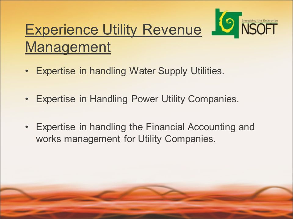 Experience Utility Revenue Management