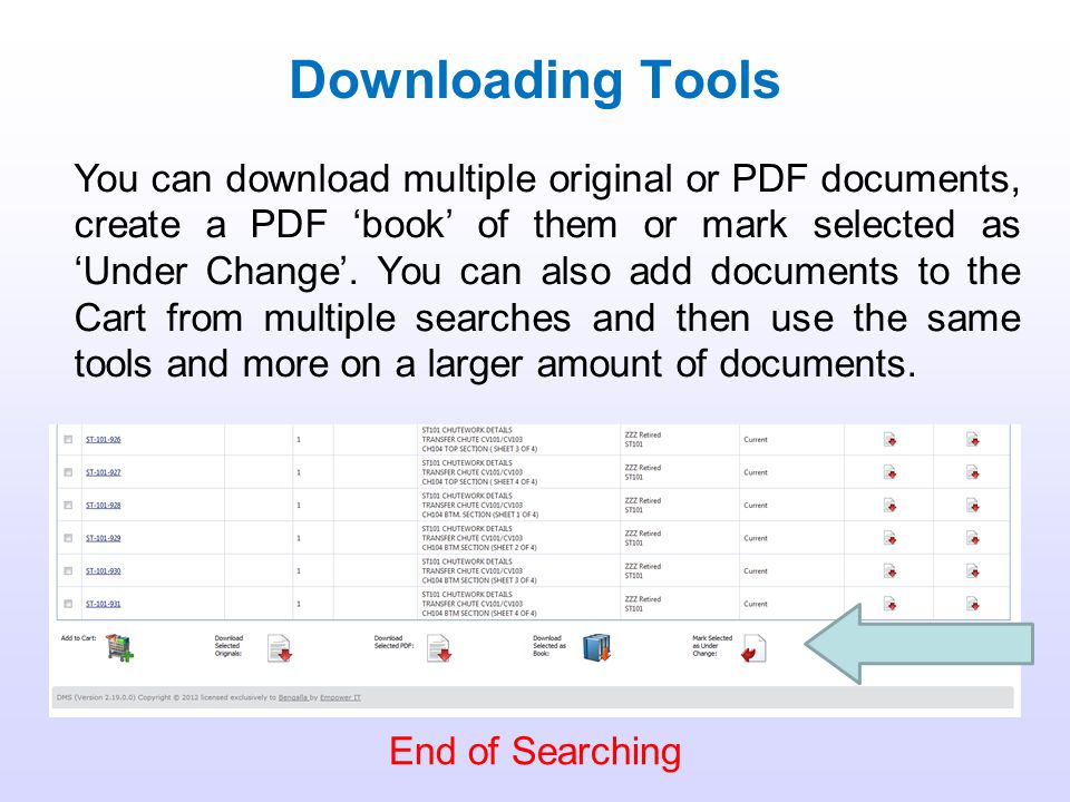 Downloading Tools
